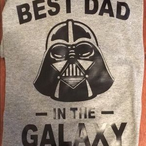 Other - Star Wars Best Dad in the Galaxy Graphic Tee - S